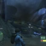 скрин из игры Rogue Trooper гигантский танк