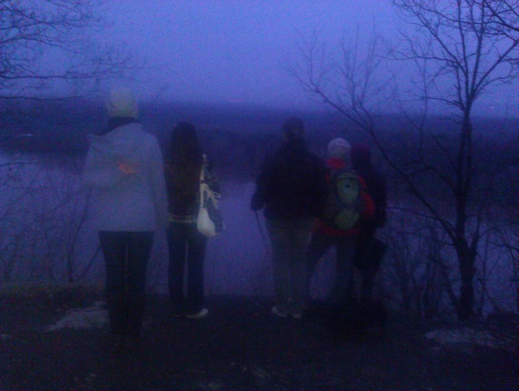 день космонавтики обрыв Уфа