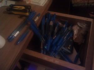 Лог: Ручки
