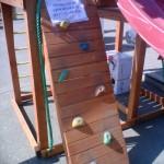 строительная выставка Уфа: детский скалодром