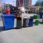 строительная выставка Уфа: мусорки