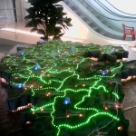 строительная выставка Уфа: районы уфы, светодиодами