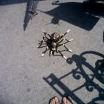 строительная выставка Уфа: железный паук