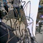 строительная выставка Уфа: железная бабочка
