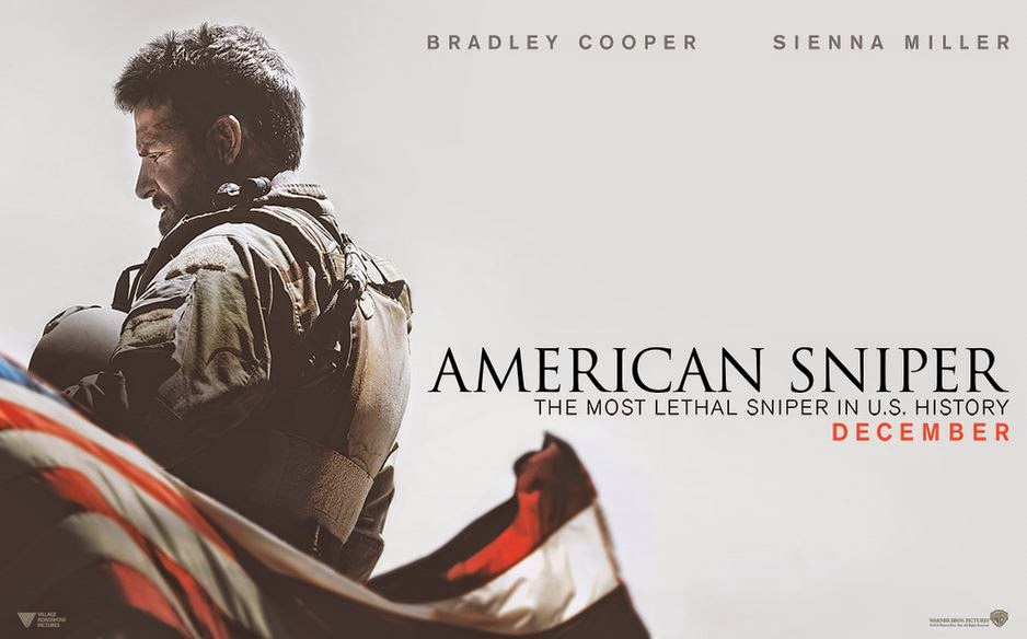 постер фильма американсий снайпер