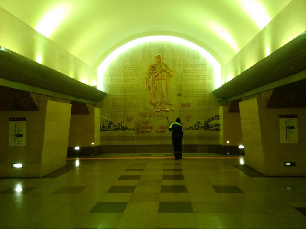 almaty-metro-station