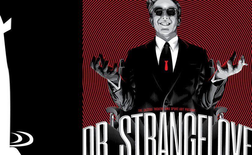 Посмотрел: Доктор Стрейнджлав или как я перестал волноваться и полюбил атомную бомбу