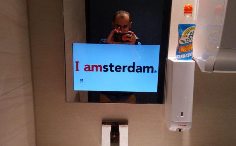 День 10 Амстердам. Дождь. Омлет